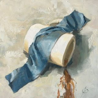 COFFEE CUP & DUCT TAPE by TOM BROWN