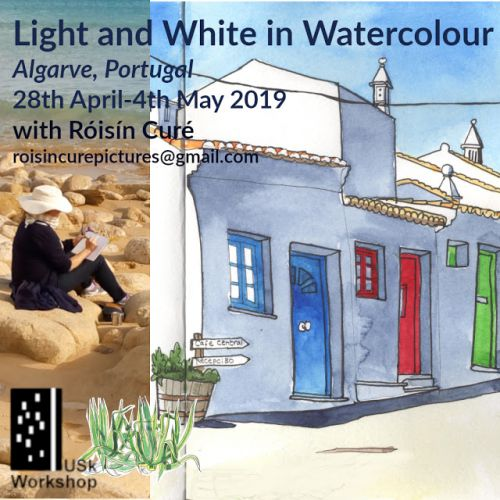 USk Workshop: Light and White in Watercolour