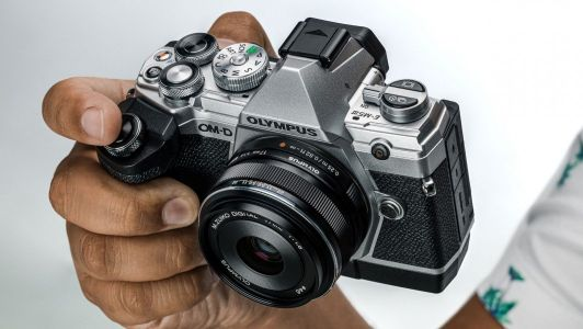 Olympus is All In on Micro Four Thirds, Says 'Full-Frame Isn't for Everyone'