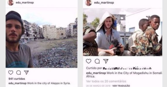 Fake War Photographer Gets Exposed After Fooling the World