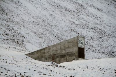 """Svalbard """"Doomsday"""" Seed Vault Floods After Record Winter Temperatures"""