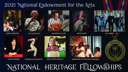 National Endowment for the Arts Announces 2021 NEA National Heritage Fellows