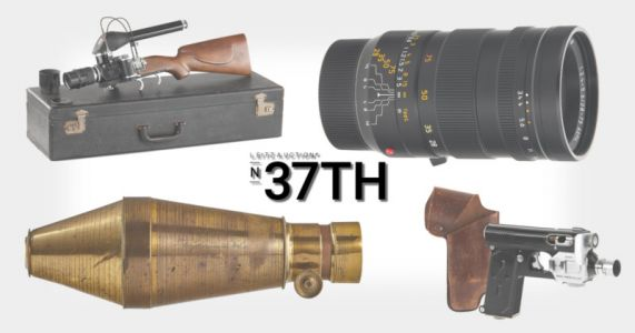 This Leica 'Rifle' is Expected to Sell for $250,000 at Leitz Photographica