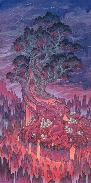 NimasproutThe art of Nicole GustafssonNimasprout is the world