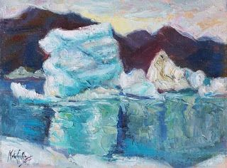 Iceland Painting and Photography Art Trek with Niki Gulley and Scott Williams