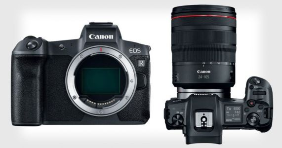 The Canon EOS R Mark II is Already in Testing, Announcement at Photokina: Report