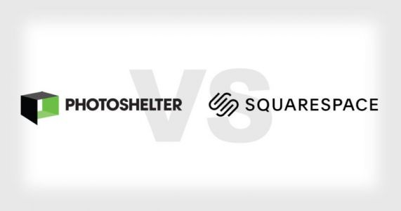 A Comparison of PhotoShelter and Squarespace for E-commerce