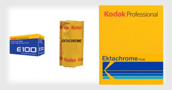 Kodak Ektachrome Coming in 120 and Sheet Formats This Year