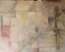 Process of an Encaustic Painting