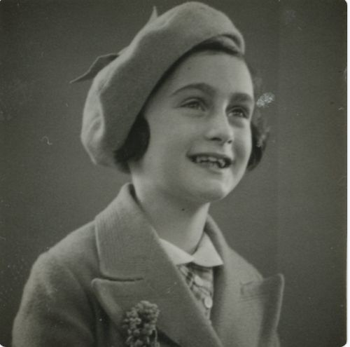 Happy Belated Birthday to Anne Frank