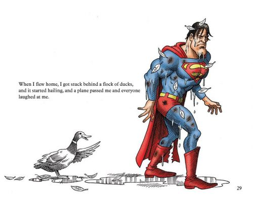 Superman Really Bad Day Book Officially Out!