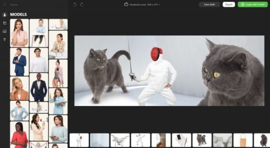 This Web App Lets You Build Your Own Stock Photos