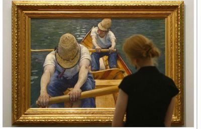 Today's birthday: Gustave Caillebotte