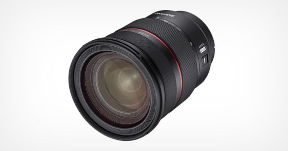 The $999 Samyang 24-70mm f/2.8 Parfocal Lens Has Launched Globally