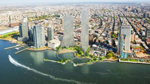 The Slow Forward March of a Brooklyn Waterfront Megaproject Highlights New York's Land Use Gauntlet