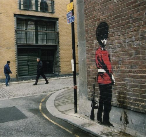 Discovering Banksy - Part 8