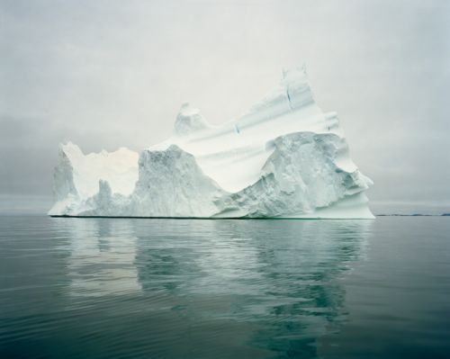 'Broken Line' is a Photo Series Featuring the Cold Beauty of Greenland
