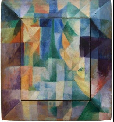 Robert Delaunay: Vision becomes the subject of painting