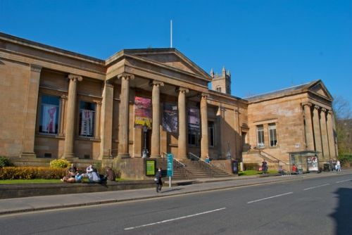 AL A Selected for $55Million Renovation and Extension of Scotland's Paisley Museum