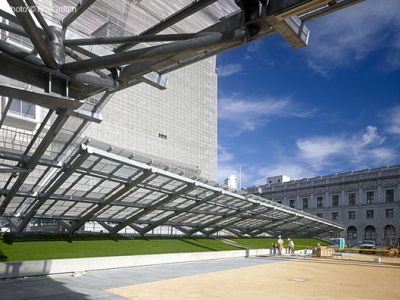 Call for Entries - Student Design Competition: New San Francisco Federal Building Plaza