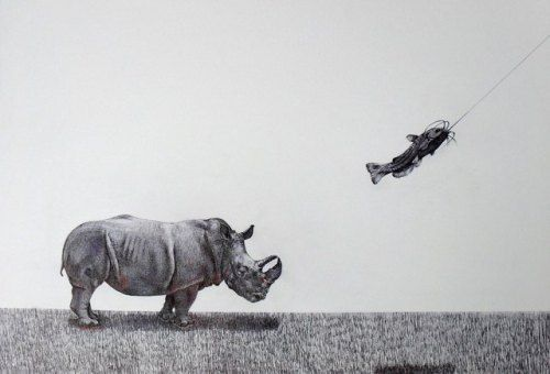 The Incredible Drawings & Art of Marco MinottiMarco Minotti