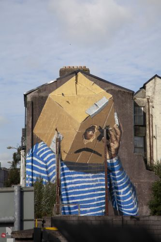 """""""What is Home?"""" by Asbestos in Cork, Ireland"""