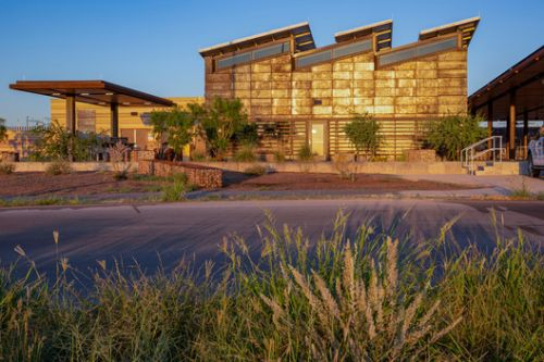 United States Land Port of Entry / Richter Architects