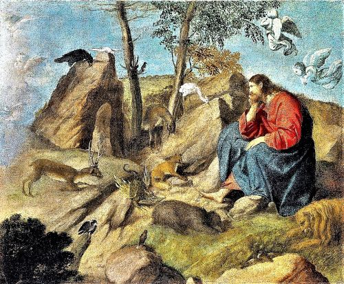 Lent - In The Wilderness