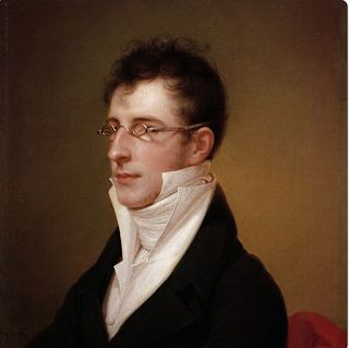 Rubens Peale, born on this day in 1784