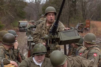 Playing World War II: Photographing an Ultra-Realistic Reenactment