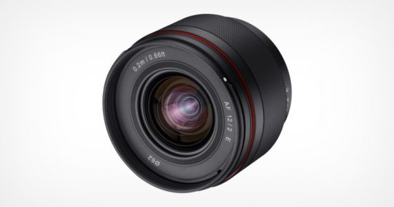 Samyang Unveils 12mm f/2 Ultra-Wide Lens for Sony E-Mount APS-C