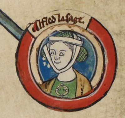 Fearless Female Friday: Aethelflaed . Ruler of Mercia people in the English Midlands, Military leader