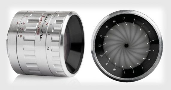 Oprema's New Biotar 58mm f/2.0 Lens Has a Record 17-Blade Aperture