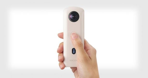 Ricoh Unveils the THETA SC2 360° Camera with New Features and UI