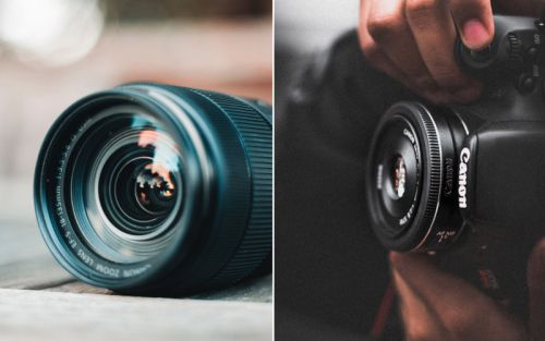 Every Canon Lens Acronym and What They Actually Mean