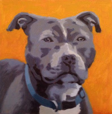 Painting Pets - As Good as a Dog Kiss