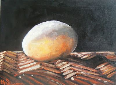 Still Life Painting, Daily Painting, Small oil Painting