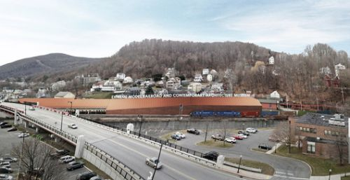 Gehry Partners Tapped to Replace Gluckman Tang for North Adams' Extreme Model Railroad Museum