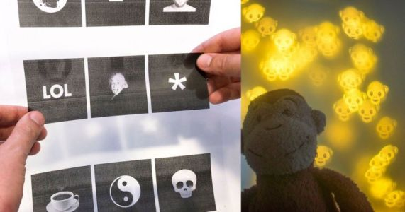 How to Customize the Bokeh in Photos Using a Laser Printer