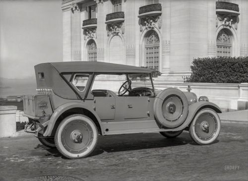 Geared to the Road: 1924