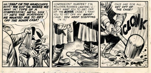 A GALLERY OF JACK DAVIS ART FROM MAD MAGAZINE