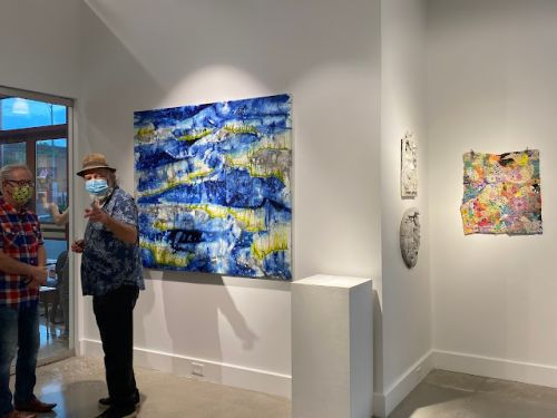 Art C 10th Anniversary Exhibit at Arts and Innovation Center