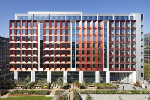 245 Hammersmith Road Building / Sheppard Robson