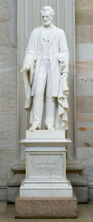 Vinnie Ream's Statue of Lincoln
