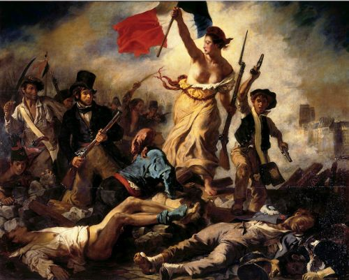 Delacroix, born on April 26, 1798