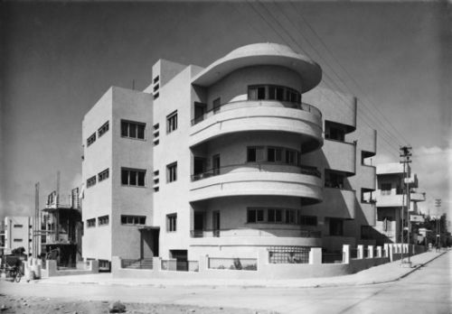 Social Construction: Modern Architecture in British Mandate Palestine