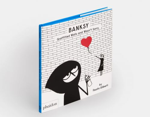 'Banksy Graffitied Walls and Wasn't Sorry' Is a Cleverly Illustrated Book Introducing Kids to the Elusive Artist